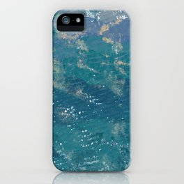 Going to the sea iPhone Case