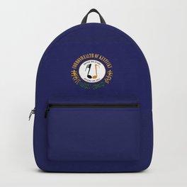 Musical Flag of Kentucky Backpack