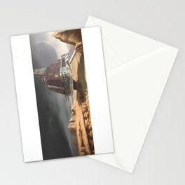 Landing 2 Stationery Cards