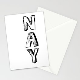 NAY Stationery Cards