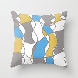 ARleQuin01 Throw Pillow