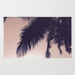 Palm Sunrise Rug