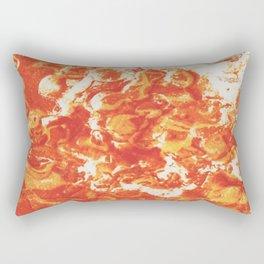 dissipate Rectangular Pillow