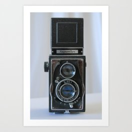 Well Used and Loved Art Print
