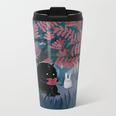 Another Quiet Spot Metal Travel Mug