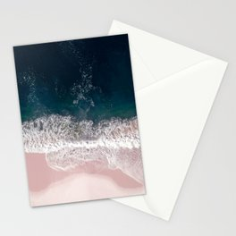 Sands of Pearly Pink Stationery Cards