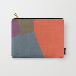 Colorful camouflage V1 Carry-All Pouch