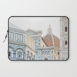 Il Duomo, Florence Italy Photography Laptop Sleeve
