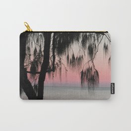 The Sunrise Weeping Tree Carry-All Pouch