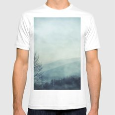 Come Village Mens Fitted Tee White MEDIUM