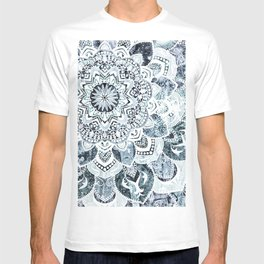 MOON SMILE MANDALA T-shirt