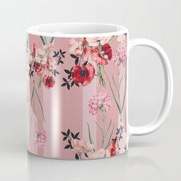 Floral Love X Coffee Mug
