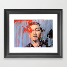 The Imminent and The Aftermath Framed Art Print