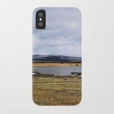 Rural Colorado Slim Case iPhone X