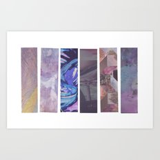 Frequent Sees Art Print