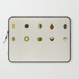 Small Small Seeds Laptop Sleeve