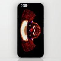 hocus pocus iPhone & iPod Skins featuring Hocus Pocus by Lazy Bones Studios