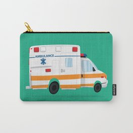 Cute Ambulance Carry-All Pouch