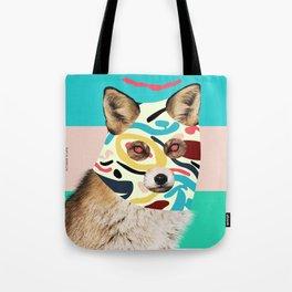 Low Key Tote Bag