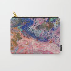 Flamingos by the Sea Carry-All Pouch