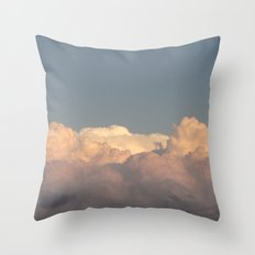 Thick Air Throw Pillow