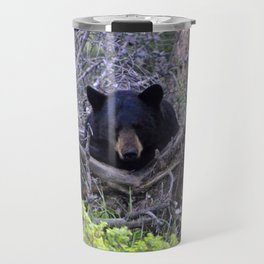 Momma bear in Jasper National Park, Canada Travel Mug