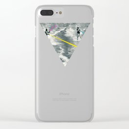 Competitive Strategy Clear iPhone Case