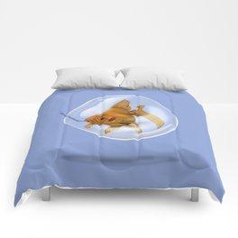 A Breath of Fresh Air (colour) Comforters
