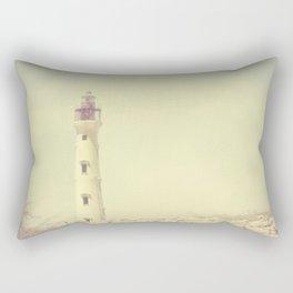Tower Of Light Rectangular Pillow