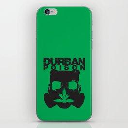 Durban Poison iPhone Skin