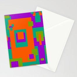 Herb, Berry, Pumpkin Decorative Design 2 Stationery Cards