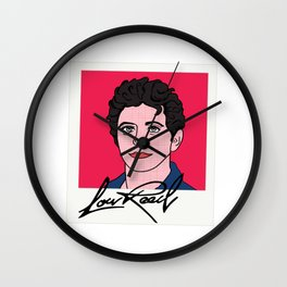 Art Imitates Pop – REED Wall Clock