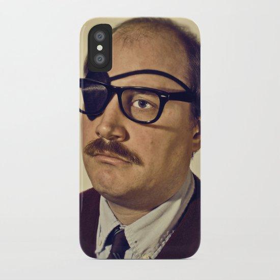 i.am.nerd. :: davey II iPhone Case