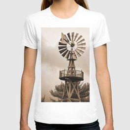 Power Wind Mill T-shirt