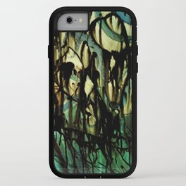 Water and Smoke iPhone Case