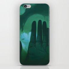 La mano iPhone & iPod Skin
