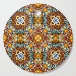 Kaleidoscope Cutting Board