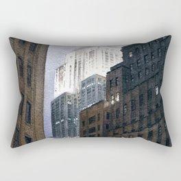 Manhattan Fog Rectangular Pillow