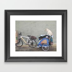 Faithfully Framed Art Print
