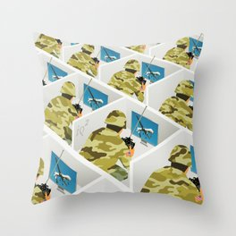The U.S. Drone Program is Fatally Flawed Throw Pillow