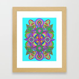 Dimensions Extreme Framed Art Print