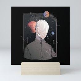 The Impersonal Sel fSpace Design Mini Art Print