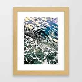 Pacific Ocean 3 Framed Art Print