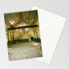 Dust in the Sun Stationery Cards