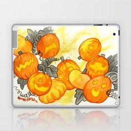 Jack O' Lanterns Laptop & iPad Skin