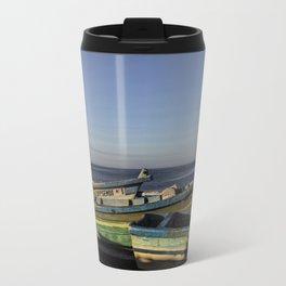 Fishin Boats Travel Mug