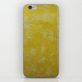 Butternut iPhone Skin