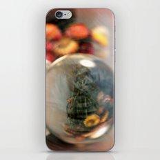 The Flower Circus iPhone & iPod Skin