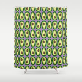 Fre sha voc ado Shower Curtain