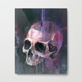 Obliviate Metal Print